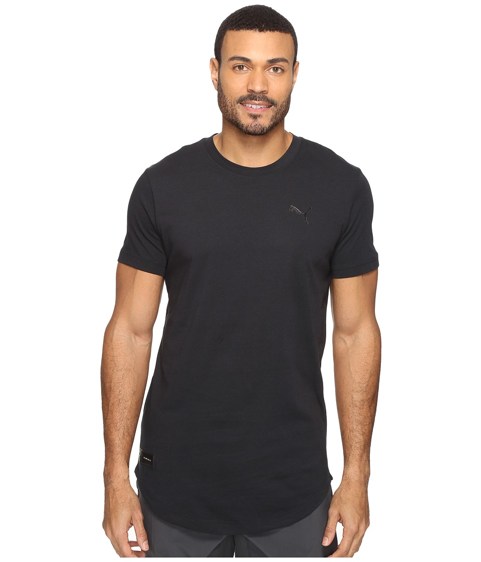 PUMA - Meek Dream Chasers Tee (Black) Men's T Shirt