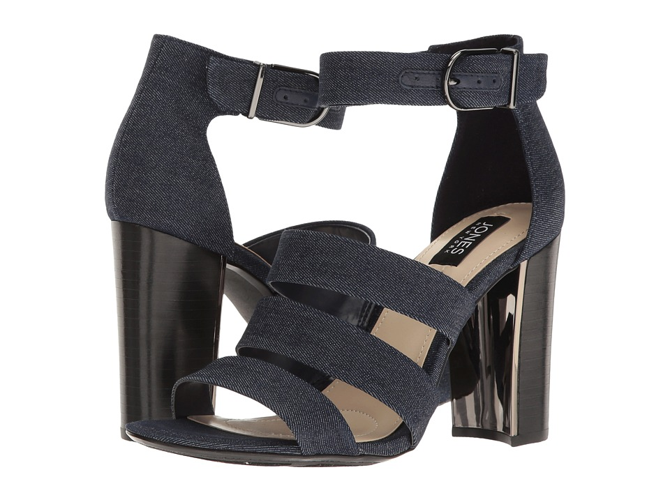 Jones New York - Jesse (Indigo Denim) Women's Sandals