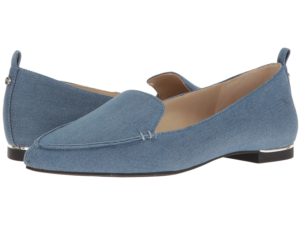 Jones New York - Sasha (Chambray Denim) Women's Flat Shoes