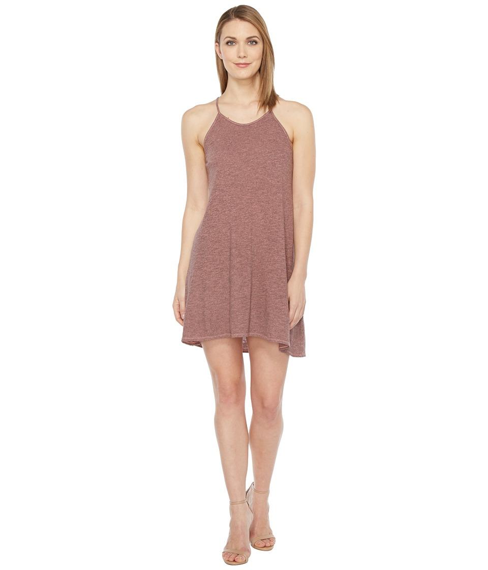 Lanston - Tie Back Mini Dress (Bellini) Women's Dress
