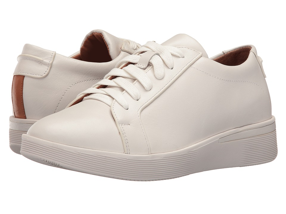 Gentle Souls - Haddie (White) Women's Shoes
