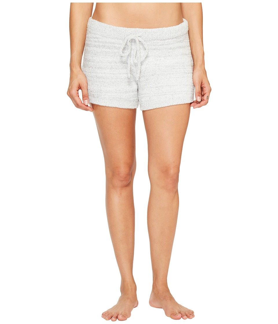 P.J. Salvage - Feather Touch PJ Shorts (Heahter Grey) Women's Pajama