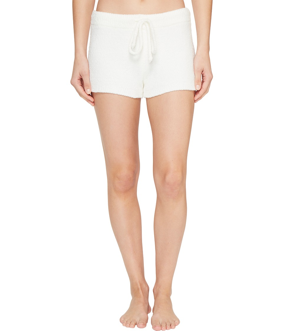 P.J. Salvage - Feather Touch PJ Shorts (Natural) Women's Pajama