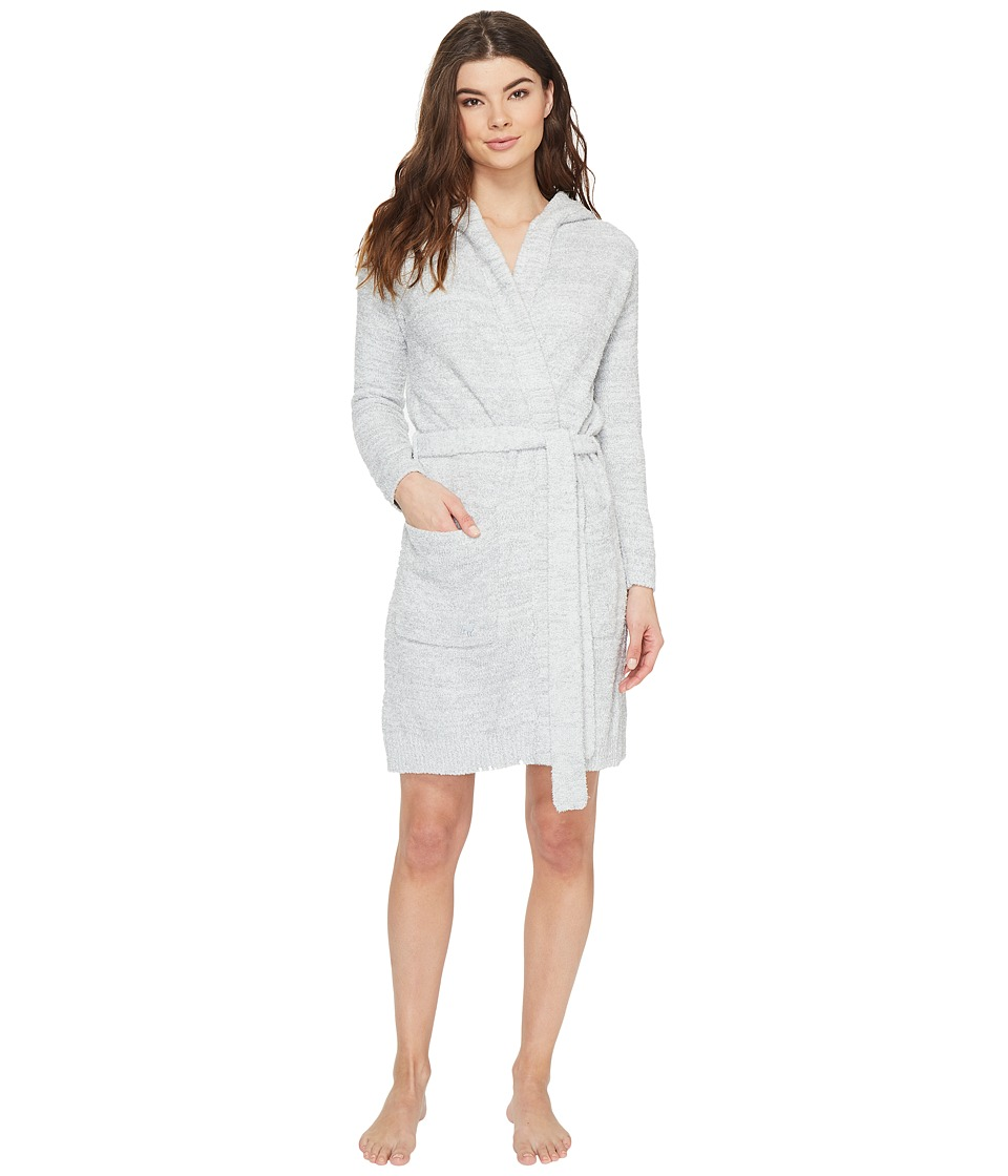 P.J. Salvage - Feather Touch Robe (Heather Grey) Women's Robe