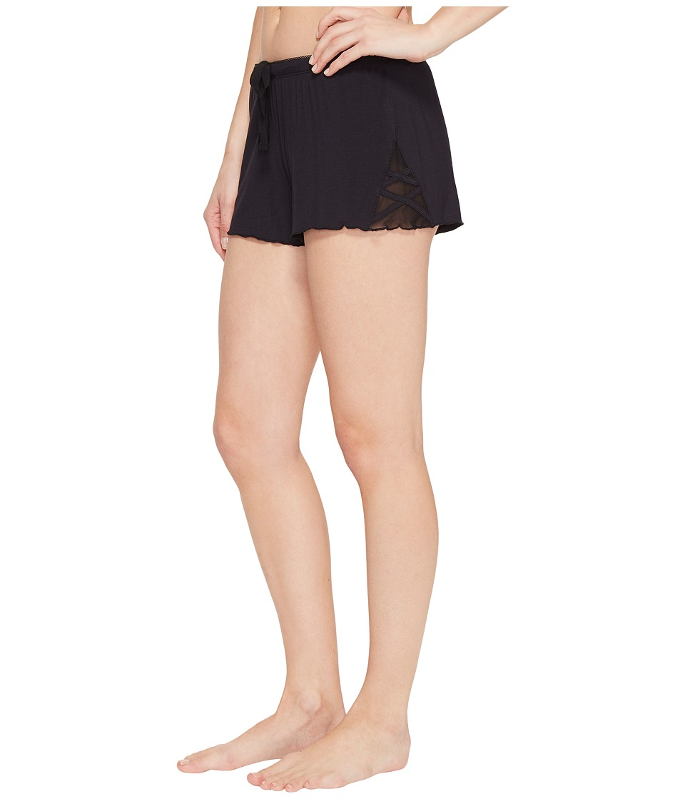 P.J. Salvage - All Tied Up Shorts (Black) Women's Shorts