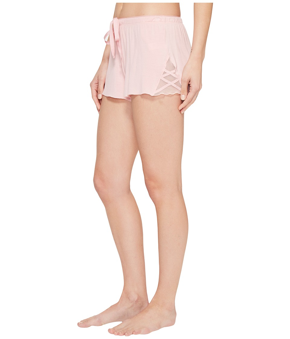 P.J. Salvage - All Tied Up Shorts (Rose) Women's Shorts