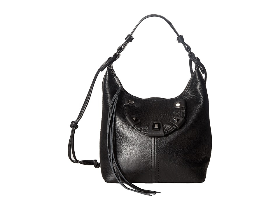 Joe's Jeans - Penelope Small Hobo (Black) Hobo Handbags