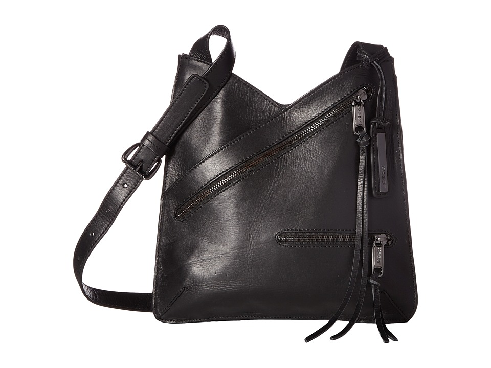 Joe's Jeans - Josie Small Crossbody (Black) Cross Body Handbags