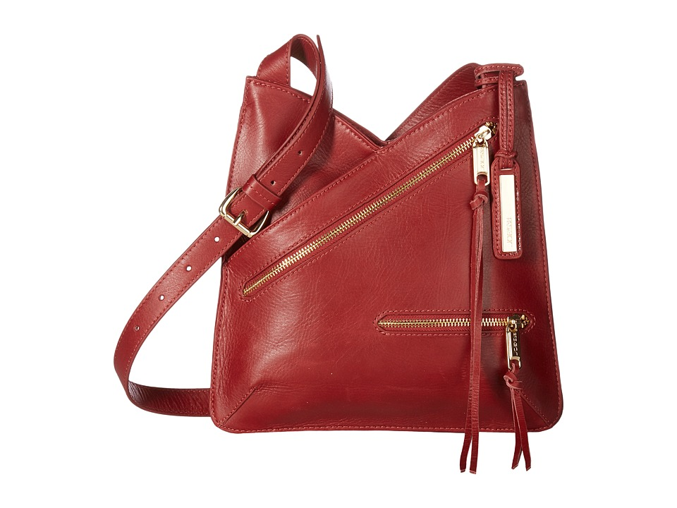 Joe's Jeans - Josie Small Crossbody (Oxblood) Cross Body Handbags