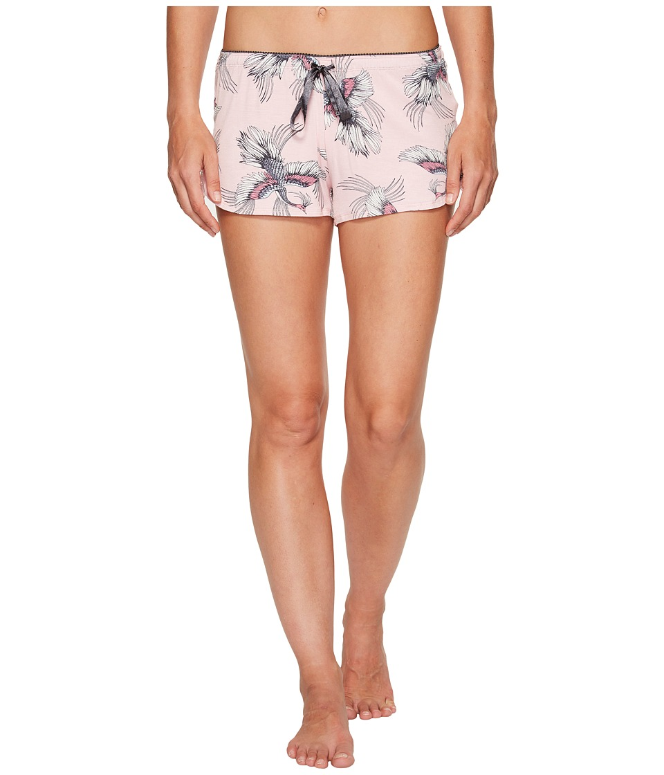 P.J. Salvage - Take Flight PJ Shorts (Pink) Women's Shorts