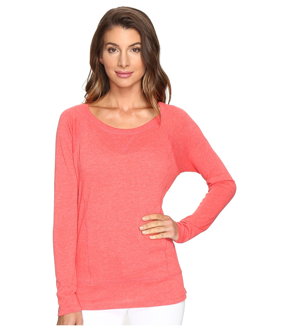 Lilla P - Long Sleeve Raglan (Fiesta) Women's Clothing