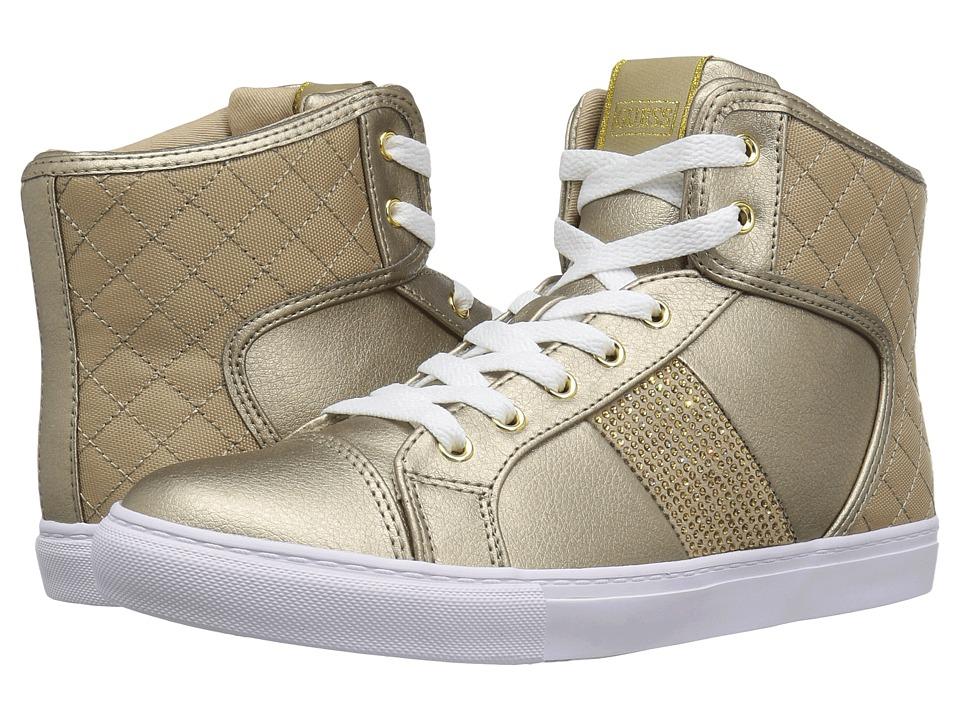 GUESS - Jaela (Gold) Women's Shoes