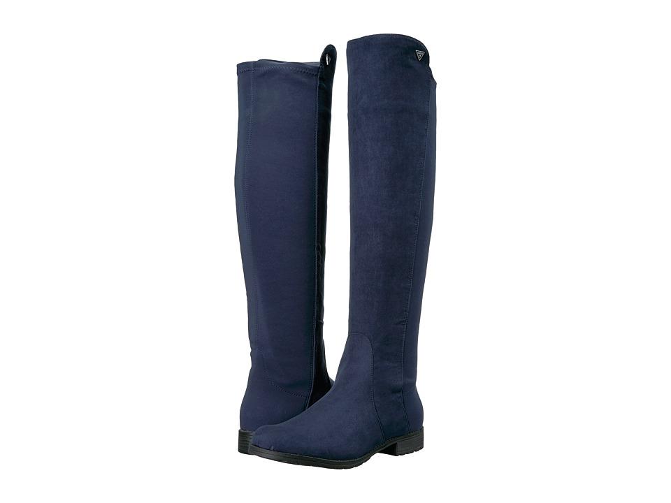 GUESS - Karson (Blue) Women's Boots