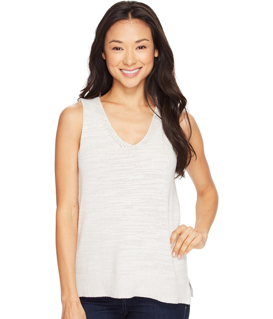 Lilla P - V-Neck Tank Top (Linen) Women's Sweater