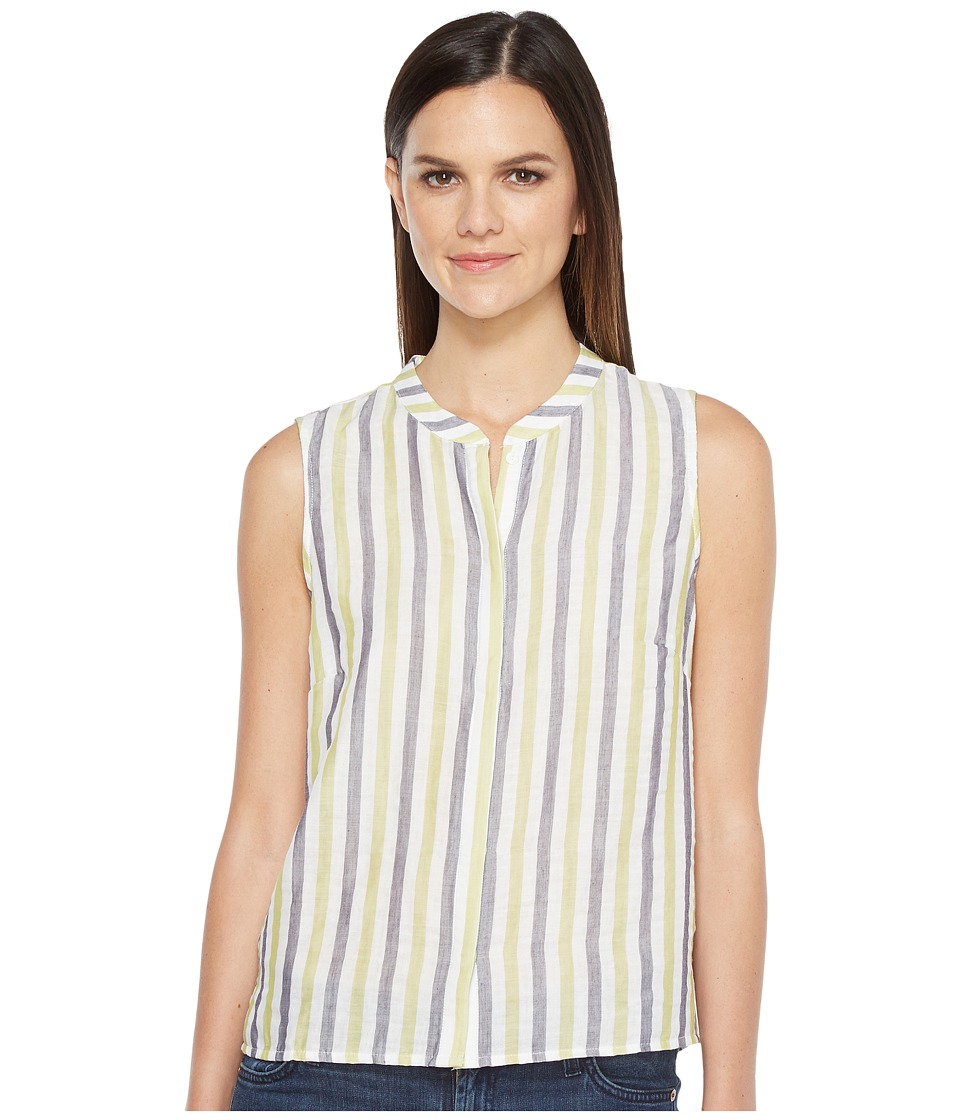 Lilla P - Sleeveless Blouse (Keylime) Women's Blouse