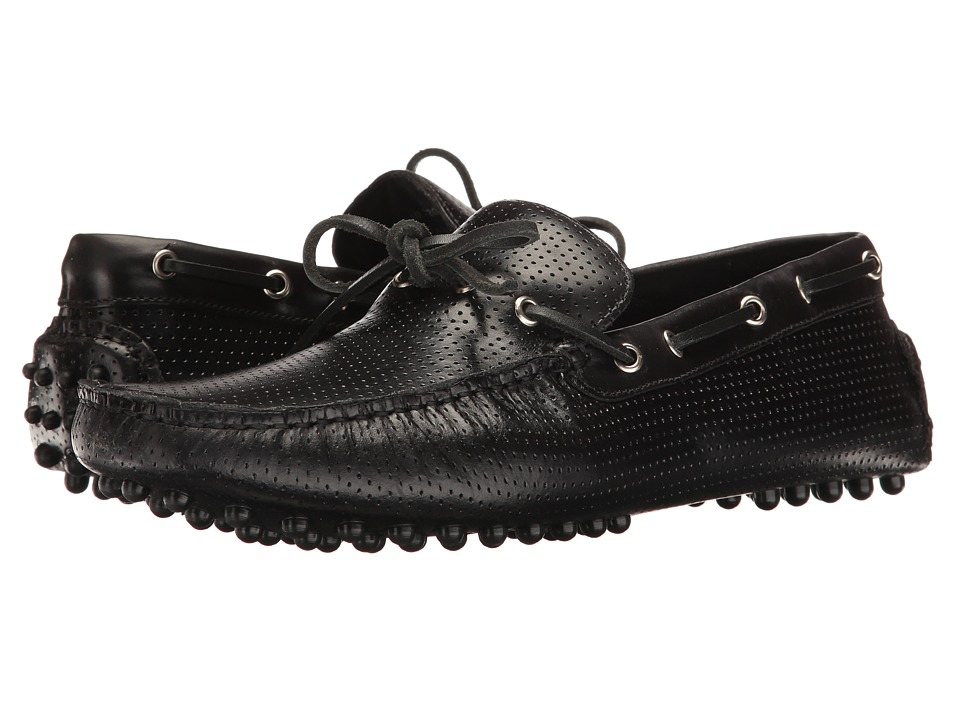 RUSH by Gordon Rush - Spencer (Black) Men's Shoes