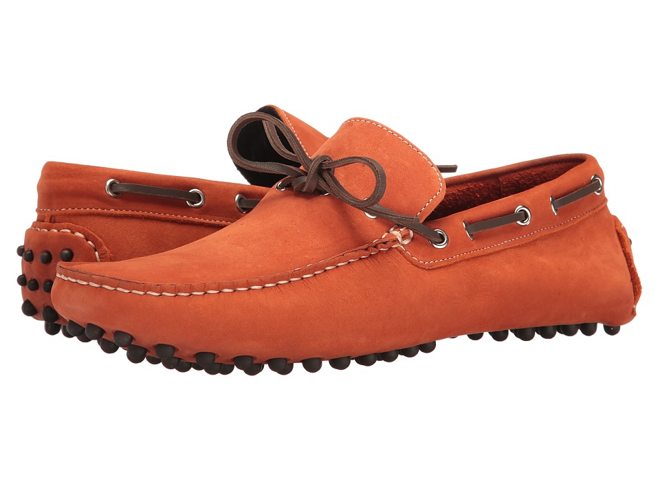 RUSH by Gordon Rush - Spencer (Orange) Men's Shoes