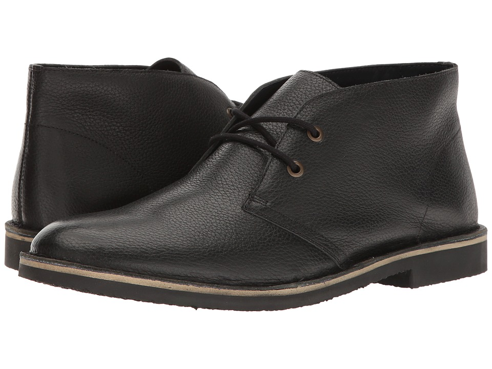 RUSH by Gordon Rush - Oliver (Black) Men's Shoes