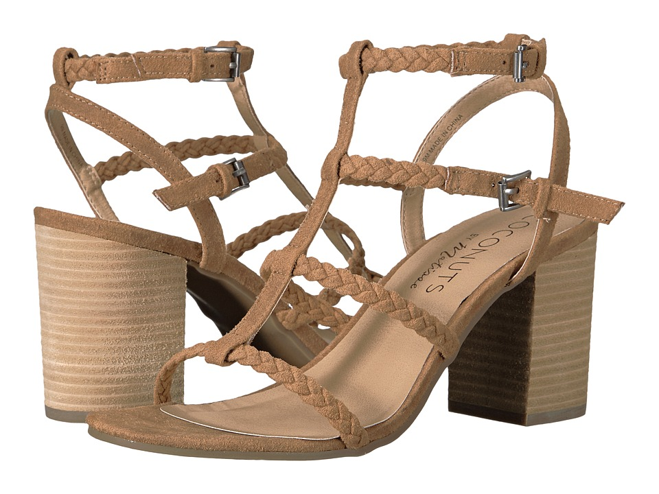 Matisse - Coconuts by Matisse - Cora (Tan) Women's Shoes