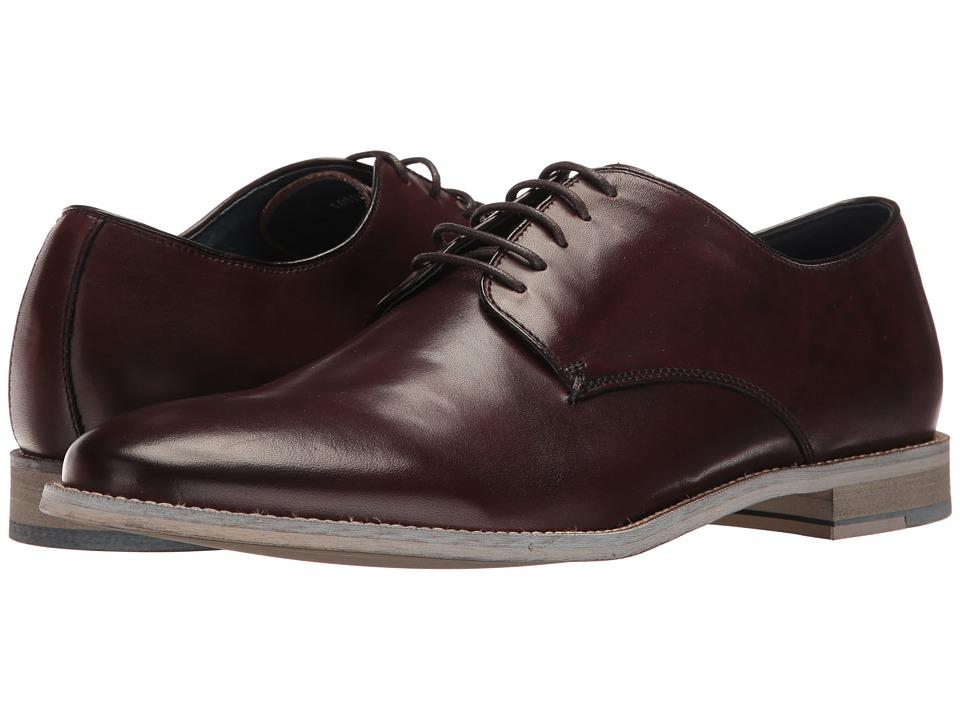 RUSH by Gordon Rush - Warren (Burgundy) Men's Shoes