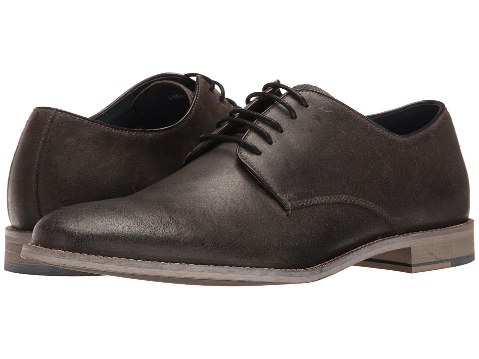 RUSH by Gordon Rush - Warren (Grey) Men's Shoes