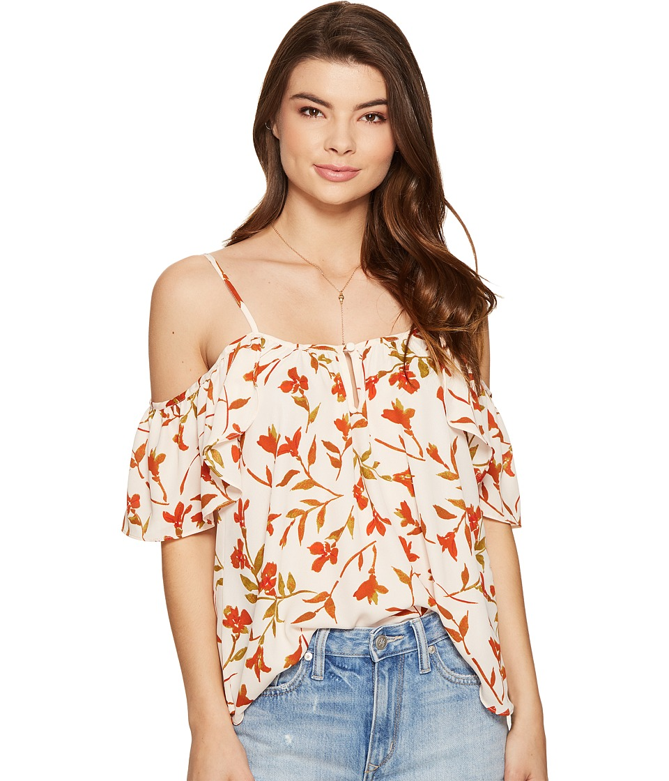 Lovers + Friends - Ariel Top (Palm) Women's Clothing