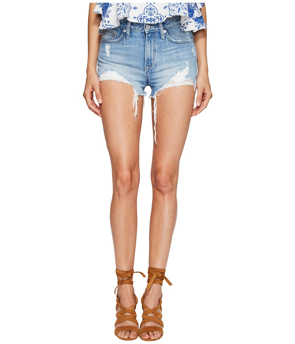 Lovers + Friends - Jack High-Rise Shorts in Nottingham (Nottingham) Women's Shorts