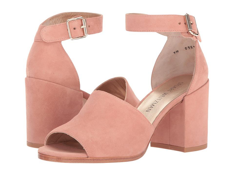 Stuart Weitzman - Sohobig (Naked Suede) Women's Shoes