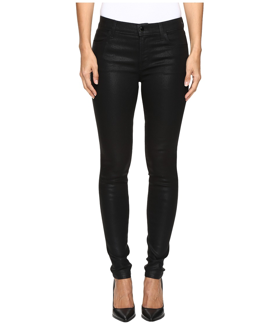 J Brand - 620 Mid-Rise Super Skinny in Fearless (Fearless) Women's Jeans