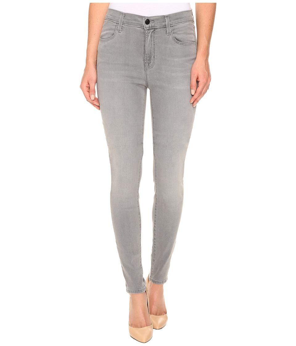 J Brand - Maria High-Rise Skinny in Dusk Haze (Dusk Haze) Women's Jeans