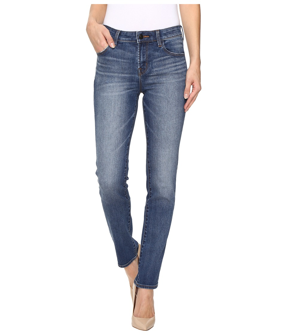 J Brand - Amelia Straight in Decoy (Decoy) Women's Jeans