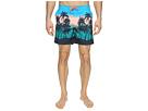 Original Watercolor Print Wave Penguin Swim Shorts HqrHO6