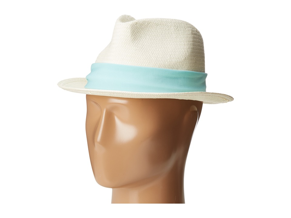 Michael Stars - Ripped Tied Fedora (Clearwater) Fedora Hats