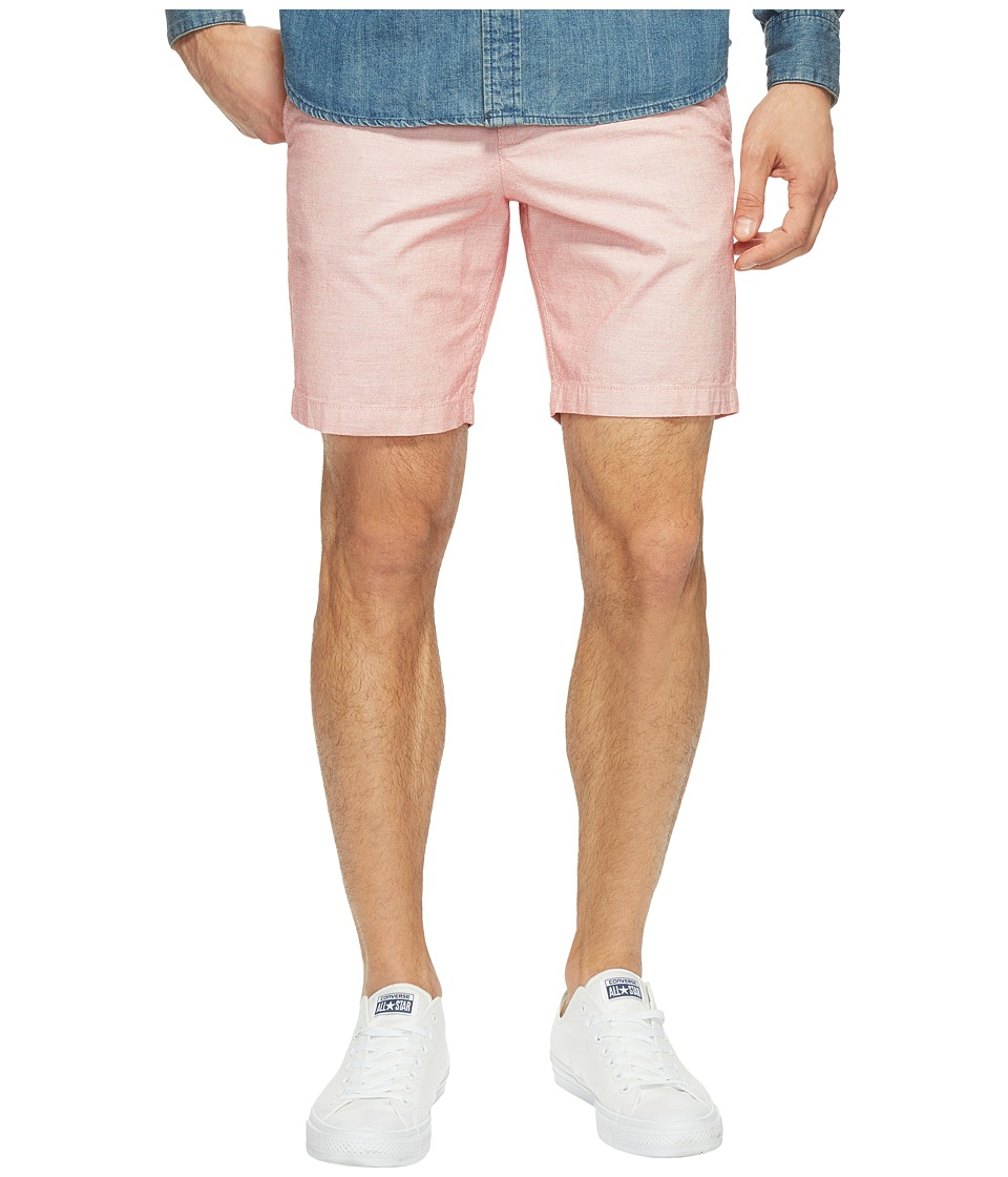 Original Penguin - P55 8 Basket Weave Shorts (Samba) Men's Shorts
