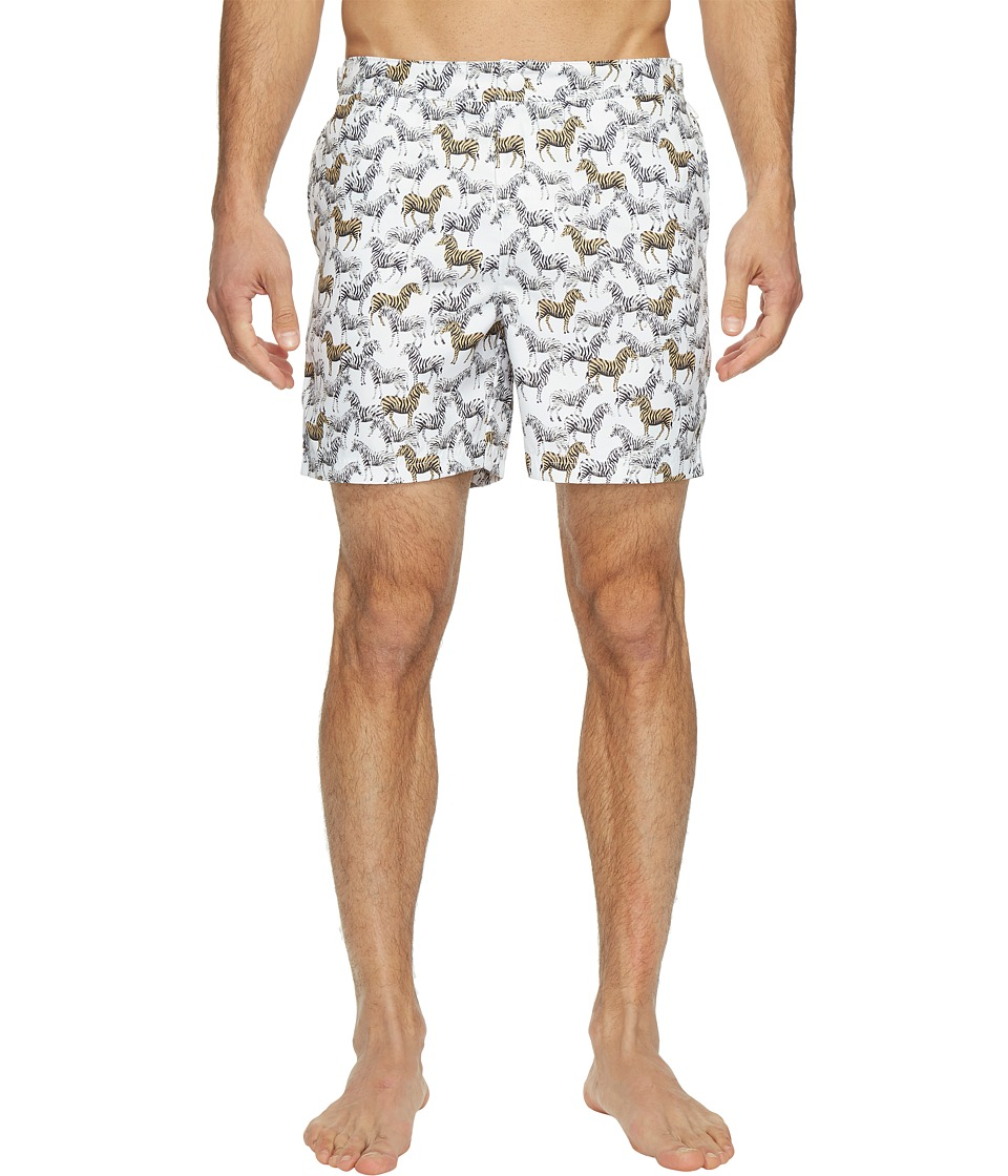 Original Penguin Zebra Fixed Volley (Bright White) Men