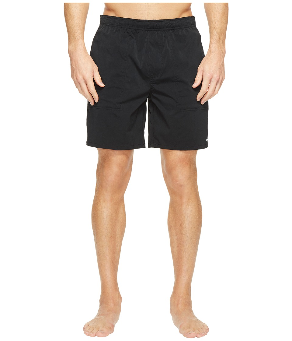 Converse - Quickdry Shorts (Black) Men's Shorts