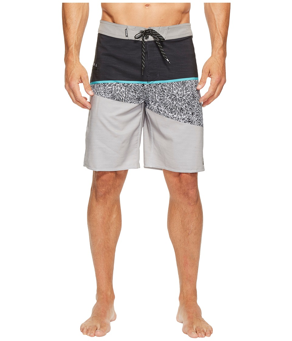 Rip Curl - Mirage Wedge Boardshorts (Black 1) Men's Swimwear
