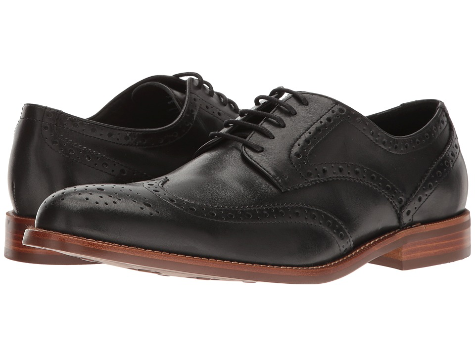 Gordon Rush - Colin (Black) Men's Shoes