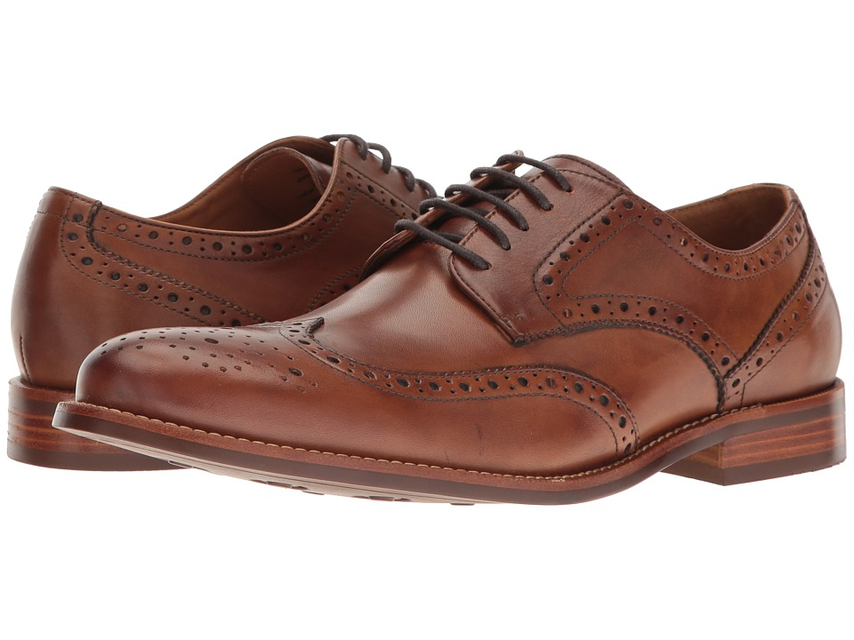 Gordon Rush - Colin (Cognac) Men's Shoes