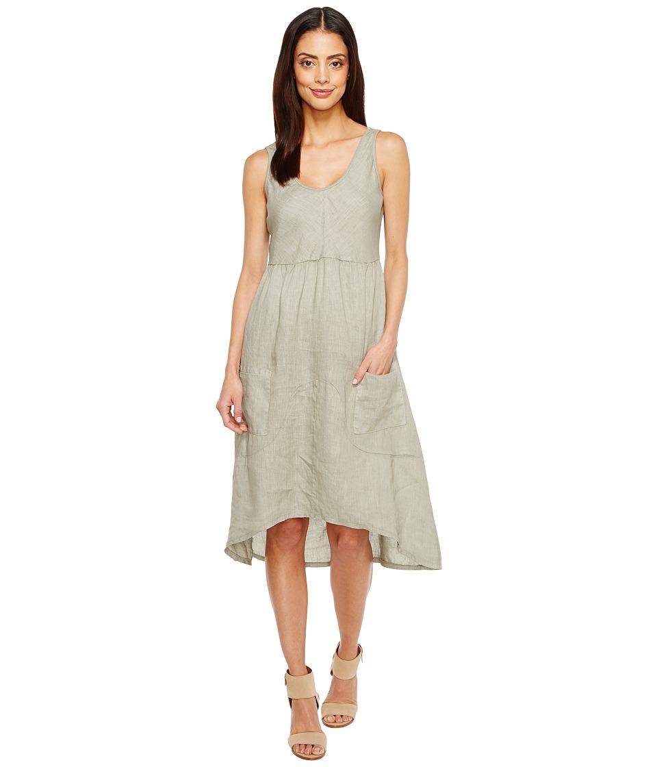 Dylan by True Grit Luxe Linen Tank Dress