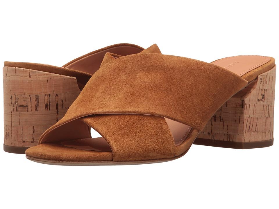 Sigerson Morrison - Rhoda 3 (Croissant Suede) Women's Shoes
