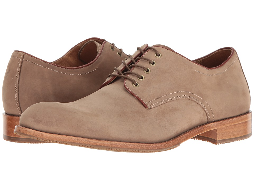 Trask - Lewis (Taupe) Men's Flat Shoes