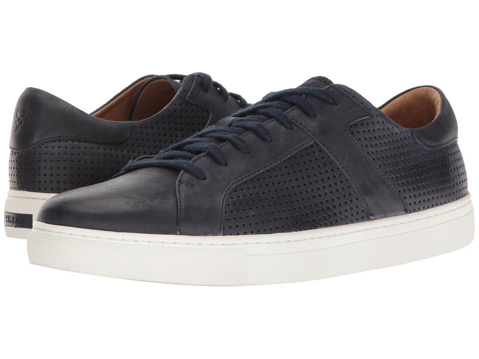 Trask - Aaron (Navy) Men's Flat Shoes