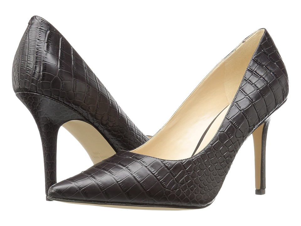 Nine West - Jackpot (Dark Brown) High Heels