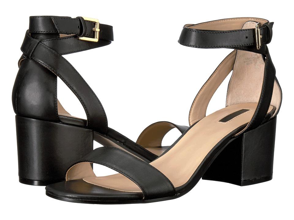 GUESS - Eva (Black Dress Calf) Women's Sandals