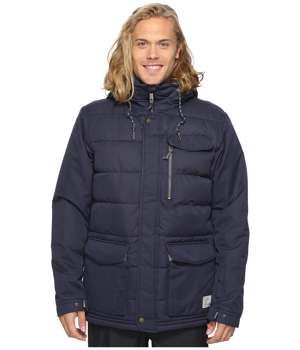 O'Neill - Sculpture Jacket (Ink Blue) Men's Coat