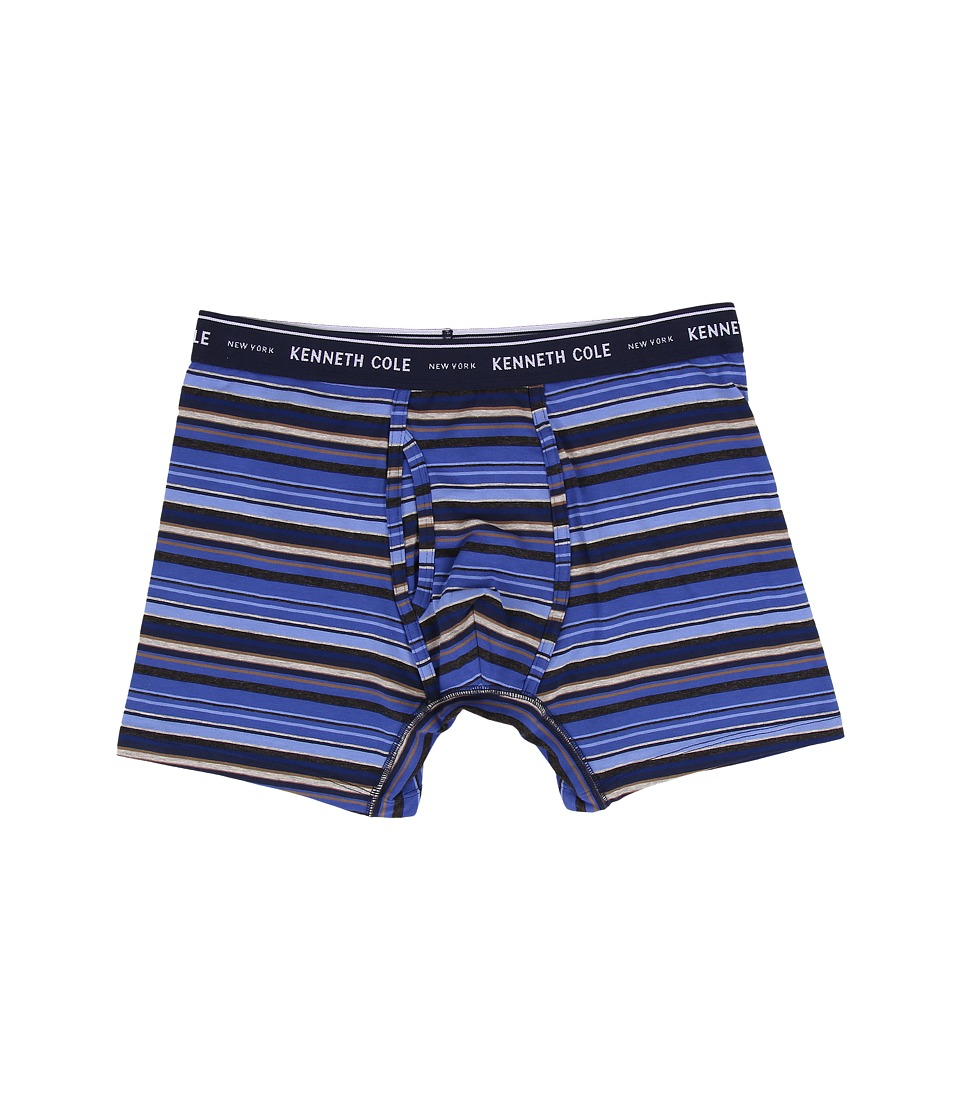 Kenneth Cole Reaction - Boxer Brief (Xenon Multi) Men's Underwear
