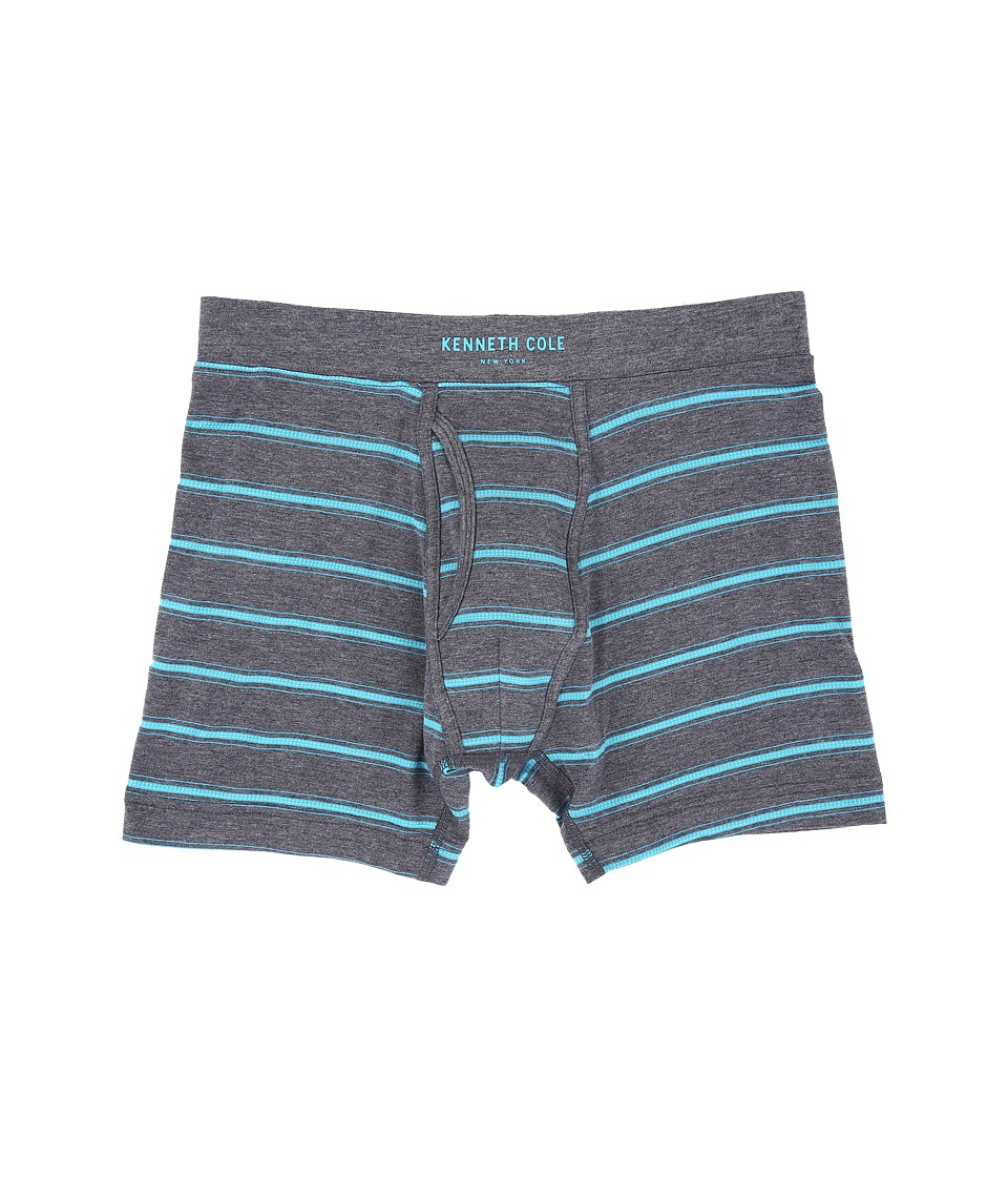 Kenneth Cole Reaction - Boxer Brief (Caribbean Sea) Men's Underwear
