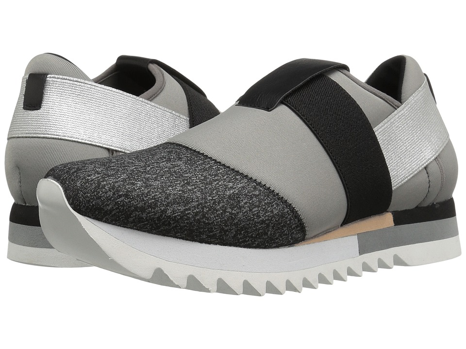 Steven - Natural Comfort - Whale (Grey Multi) Women's Shoes