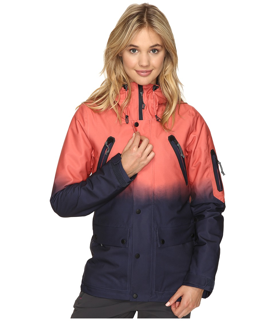 O'Neill - Jeremy Jones Elevation Jacket (Burnt Sienna) Women's Jacket
